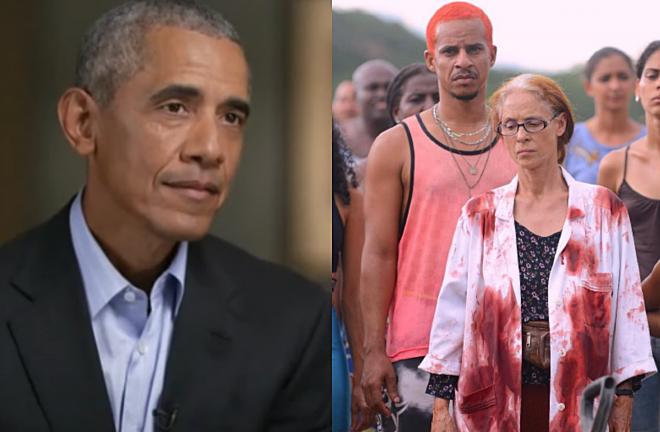 Obama divulgou filmes, séries e livros que mais gostou em 2020 (Reprodução/Divulgação)