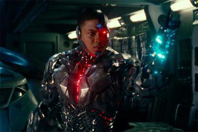 """Ator intepretou o personagem Ciborgue em """"Liga da Justiça"""" (Reprodução)"""