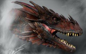"""""""House of the Dragon"""": série derivada de """"Game of Thrones"""" ganha primeiras imagens de dragões"""
