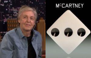 """Paul McCartney lança o 18º disco da carreira solo, que chega com clipe para a faixa """"Find My Way"""""""