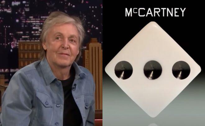 """O álbum se chama """"McCartney III"""" (Reprodução/Divulgação)"""