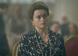 """Helena Bonham Carter diz que """"The Crown"""" tem responsabilidade moral de avisar que é série de ficção"""