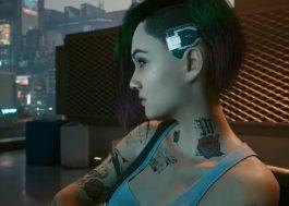 """""""Cyberpunk 2077"""" ganha trailer dublado apresentando a história do jogo e alguns cenários"""
