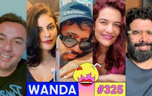 """O Wanda faz uma grande retrospectiva de 2020 com Bárbara e Thiago do """"Estamos Bem?"""""""