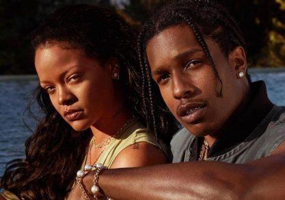 Rihanna e A$AP Rocky?
