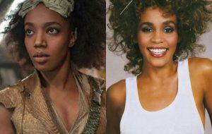 "Naomi Ackie, de ""Star Wars"", estrelará cinebiografia de Whitney Houston"