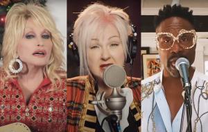 Dolly Parton, Billy Porter e mais participam de especial natalino beneficente de Cyndi Lauper