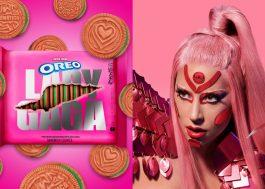 Oreo anuncia edição limitada em parceria com Lady Gaga