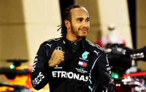 Do ativismo ao feat. com Xtina: 10 motivos pelos quais amamos Lewis Hamilton