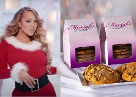 Mariah Carey lança marca de cookies; veja os sabores!