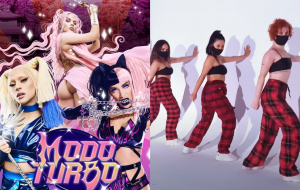 """Modo Turbo"": Luísa Sonza divulga coreografia oficial de feat. com Anitta e Pabllo Vittar"