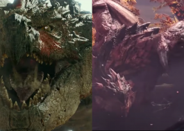 """Monster Hunter"": vídeo compara monstros do filme e dos jogos da franquia"