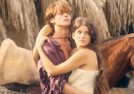"""Cena da novela """"Pantanal"""" (Reprodução)"""