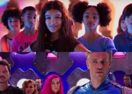"""""""Pequenos Grandes Heróis"""": crianças poderosas precisam salvar o mundo em trailer de filme"""