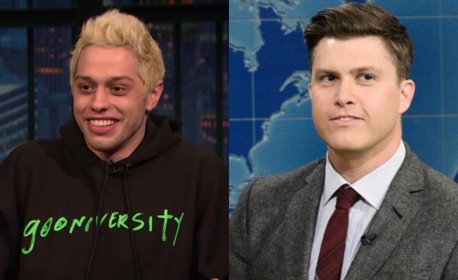 """Ambos fazem parte do elenco do """"Saturday Night Live"""" (Reprodução/Reprodução)"""