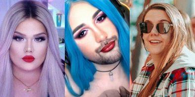 Rebeca Trans, Samira Close e Malena foram destaques (Fotos: Reprodução)