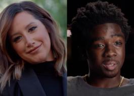 """""""Em Busca Do Sonho"""": série do Disney+ traz Ashley Tisdale, Caleb McLaughlin e mais; veja o trailer"""