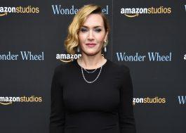 """Kate Winslet celebra vacinação do pai contra a Covid-19: """"Alívio enorme"""""""