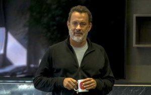 """Filme """"Bios"""", protagonizado por Tom Hanks, é adiado em quatro meses"""