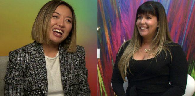 """Cathy Yan e Patty Jenkins foram responsáveis por """"Aves de Rapina"""" e """"Mulher-Maravilha 1984"""", lançados em 2020 (Reprodução)"""