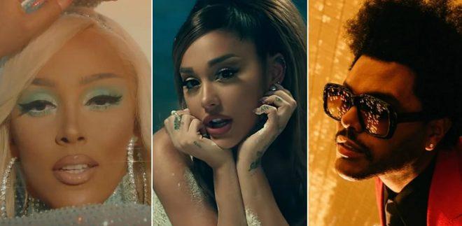 """A cantora disse que seguiu os artistas no Twitter """"por um motivo"""" (Reprodução/Divulgação)"""