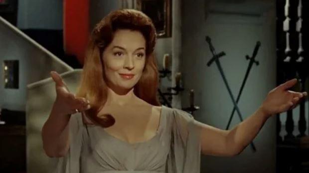 A atriz estava internada há duas semanas por conta da Covid-19 (Reprodução)