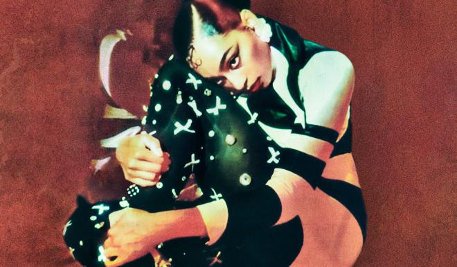 """Arte da capa de """"Not Your Muse"""", álbum de estreia da britânica Celeste (Divulgação)"""