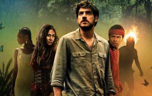 """""""Cidade Invisível"""": criaturas do folclore brasileiro assombram Marco Pigossi em trailer da série"""