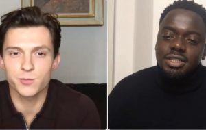 Daniel Kaluuya entrevista Tom Holland em novo vídeo da Variety