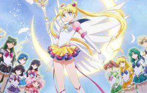 """""""Sailor Moon Eternal"""": novo filme ganha cartaz e trailer cheio de fantasia"""