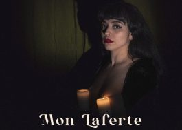 "Finalmente! Mon Laferte anuncia estreia de novo single, ""Se me va a quemar el corazón"""