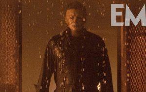 """Halloween Kills"": Michael Myers ressurge das chamas em nova foto do filme"