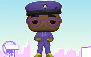 Funko anuncia colecionável do diretor Spike Lee