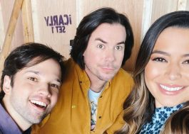 """Miranda Cosgrove publica foto dos bastidores do revival de """"iCarly"""""""