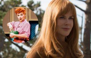 """""""Being the Ricardos"""": Nicole Kidman deve interpretar Lucille Ball em filme, diz revista"""