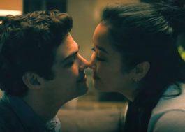 """Noah Centineo e Lana Condor reagem ao trailer de """"""""Para todos os garotos: Agora e para sempre"""" em vídeo da Netflix"""