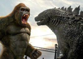 """""""Godzilla vs Kong"""": estreia é adiantada para março deste ano"""
