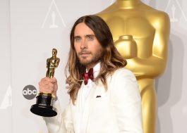 Procura-se! Jared Leto diz não saber onde guardou estatueta que venceu no Oscar