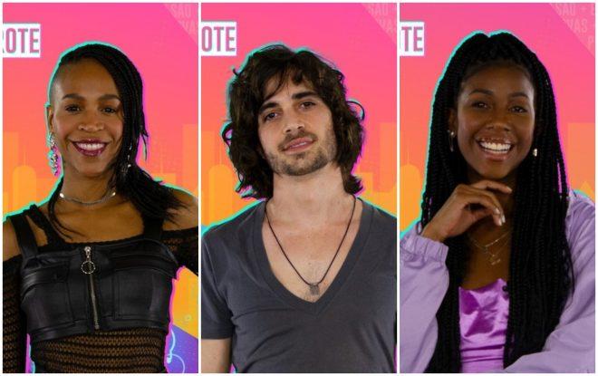 Karol Conká, Fiuk e Camilla de Lucas estão entre os participantes desta edição (Divulgação Globo)