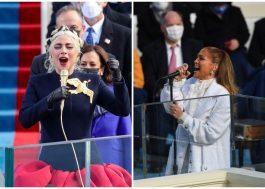 Perdeu a posse do Biden? Reveja apresentações de Lady Gaga, Jennifer Lopez e mais