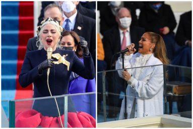 Lady Gaga e Jennifer Lopez fizeram apresentações incríveis na cerimônia (Reprodução)