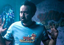 """""""Willy's Wonderland"""": Filme protagonizado por Nicolas Cage ganha novo trailer bizarro"""