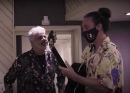 """Vitor Kley e Lulu Santos regravam o hit """"A Cura"""" e lançam clipe"""