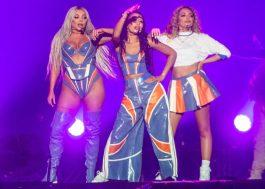 """Little Mix fala sobre show que fez em SP antes da pandemia: """"Um dos melhores"""""""
