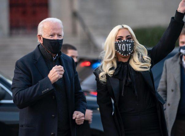 Cantora também participou ativamente da campanha eleitoral, em 2020 (Foto: Getty Images)