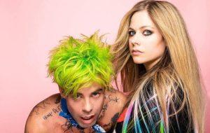 """Com Avril Lavigne, MOD SUN anuncia lançamento do single """"Flames"""" para sexta-feira (8)"""
