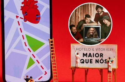 """A canção faz parte do EP """"Meio"""" (Divulgação)"""