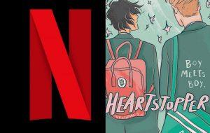 """Netflix está desenvolvendo adaptação da série literária """"Heartstopper"""""""