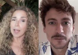 Daniela Mercury, Jesuíta Barbosa e mais participam de campanha em incentivo à vacinação