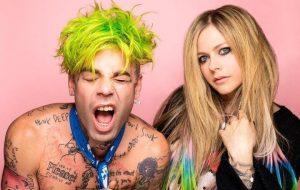 """Com Avril Lavigne, MOD SUN anuncia clipe de """"Flames"""" para amanhã (22)"""